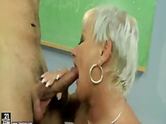 GRANNY TEACHER video