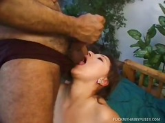 Over Thumbs Movie:Woman Plays With A Dildo And G...