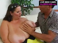 Amazing Bbw Superstar With... - 11:31