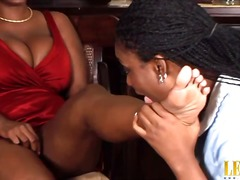 lady, ebony, brunette, fetish,