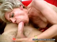 Horny old blondies - 03:00