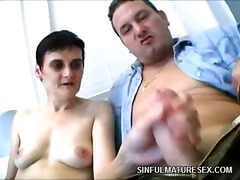 Mature Gal Blowjobs