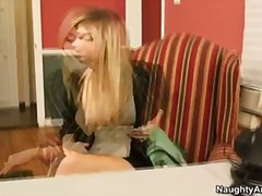 Blonde Molly Bennett v... video