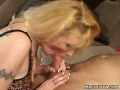 ProPorn Movie:MILF Lexxy Straddles on Top