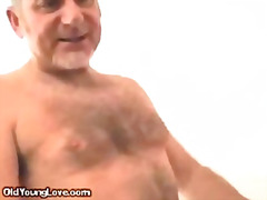 Brunette Teen Gets Fucked By Old Man