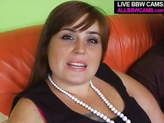 Bbw Gets In Car  Opens... preview