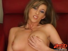 Yobt TV Movie:Breasty Judy White swallowing ...