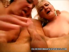 Busty Matures Threesome