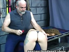 ProPorn Movie:Spanking the Slave