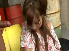 Alpha Porno Movie:Japanese slut on her knees to ...