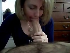 Milf hot blowjob