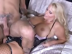 mature, fetish, blonde, hardcore, big-tits, strap-on