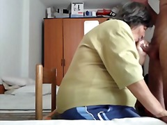 sucking, bbw, granny, asshole, pissing