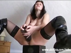 dildo, mature, toys, amateur, fetish