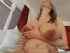 Pregnant blonde with huge nockers