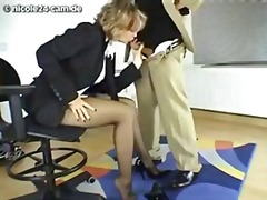 Sexy Nicole blows...