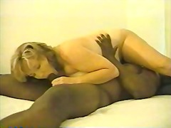 Xhamster - White pussy tapped by BBC