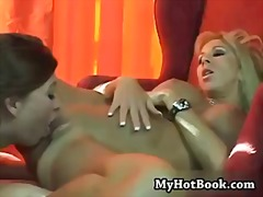 Honey White and Lori Z...