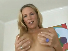 milf, white, big-boobs, blonde,