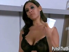 milf, punishment, fake-tits