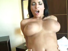Anissa Kate Shows Her ...