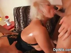 Blonde milf can't beli... preview