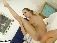 Awesome small-titted b... - Yobt TV