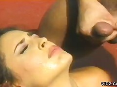 Horny nymphette enjoys... preview