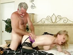 nina hartley,  blowjob, handjob,