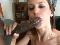 This cuckold scene features McKenzie ...