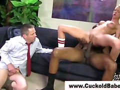 interracial, humiliation, cuckold, hardcore, fetish, femdom