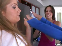 April ONeil, Mercedes Lynn and Bailey