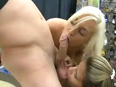 diana doll,  cock, milf, swallow,
