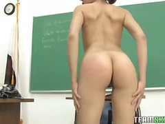 College girl Heather V...