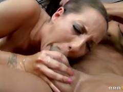 kelly divine,  ebony, oil, wet