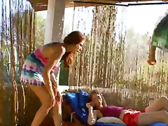 natasha nice,  first, massage,