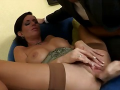 Veronica Avluvs squirting orgasm is the