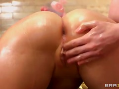 blowjob, creampie, first, mom, rough