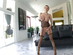joslyn james,  mature, tease,