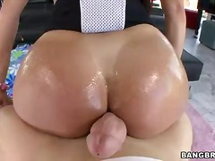 Cock hungry big boobed woman Tiffany