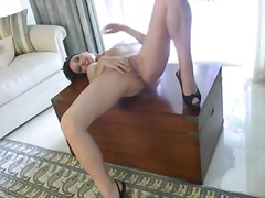 mature, shaved, small