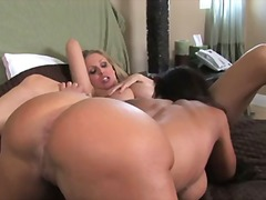 lisa ann, julia ann,  domination