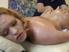 krissy lynn,  mature, ass, oil, model,
