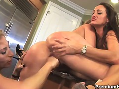 michelle lay,  first, milf, toy