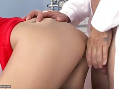 creampie, first, orgasm, threesome