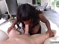 Curvy black slut Alisha Madison