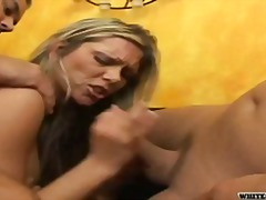 blowjob, amateur, milf, hardcore, threesome, blonde, anal