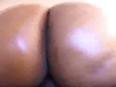 Big ass chubby ebony anal sex