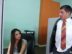 Sexy secretary Giselle... preview