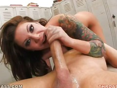 WinPorn Movie:Mason Moore locker-room slut